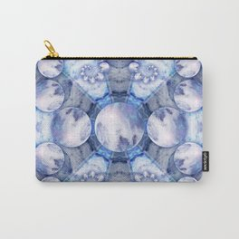 Resinate Mandala Carry-All Pouch