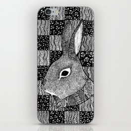 Tail of a Rabbit iPhone Skin