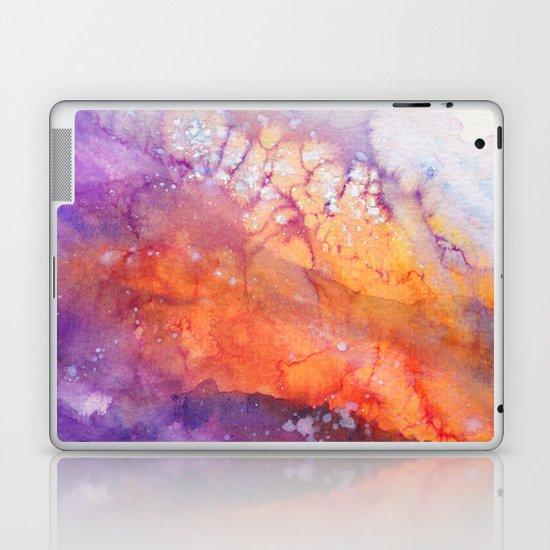 Silent moon Laptop & iPad Skin