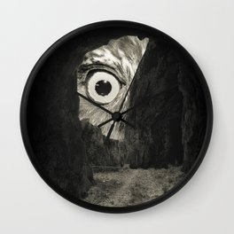 All eye Wall Clock