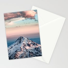 Mountain Sunset - Nature Photography Stationery Cards
