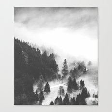 Valley Of Secrets #society6 Canvas Print