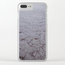 Destination Anywhere Clear iPhone Case
