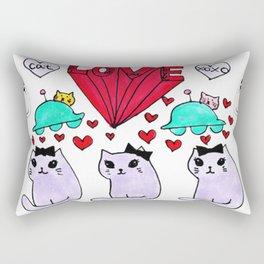 cats-416 Rectangular Pillow