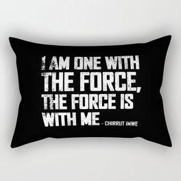 I Am One Rectangular Pillow