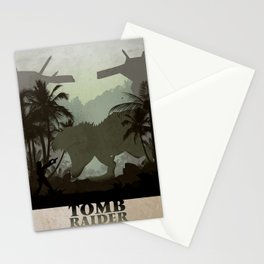 Tomb Raider (1996) Stationery Cards