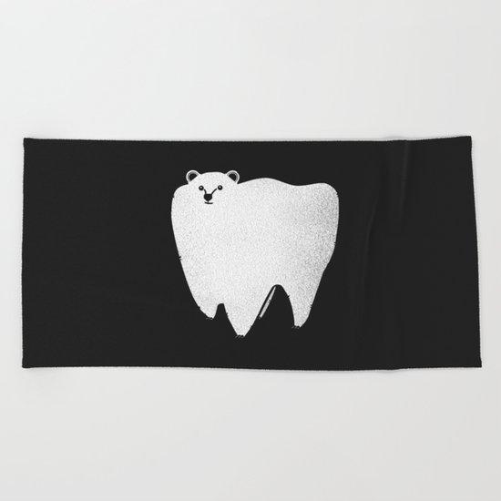 Molar Bear Beach Towel