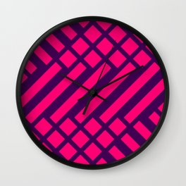 Shapes 018 Wall Clock