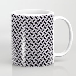 Gridded Coffee Mug