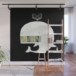 My Book Shelf Wall Mural
