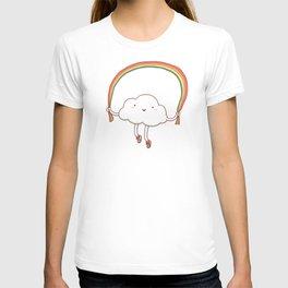 Rainbow Skipping T-shirt