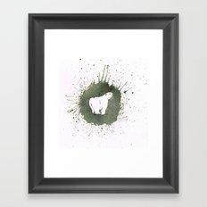 PolarBear Framed Art Print