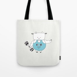 Fitness Goat - Greatest Of All Time Tote Bag