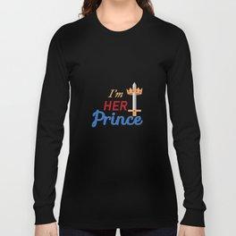 I'm her Prince Long Sleeve T-shirt