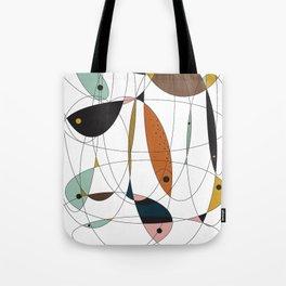 Fishing net Tote Bag