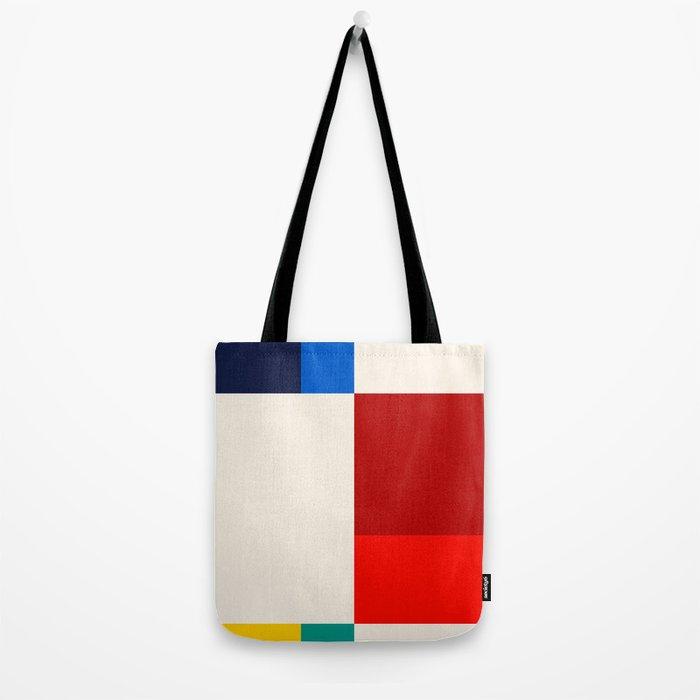 Mid Century Modern Vintage 19 Tote Bag