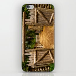 Fort Clatsop - Lewis And Clark iPhone Skin