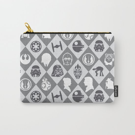 May the force be with u Carry-All Pouch
