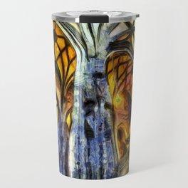 Vienna Cathedral Vincent Van Gogh Travel Mug