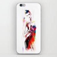 carnival iPhone & iPod Skins featuring carnival by tatiana-teni