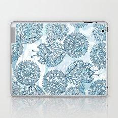 In my blue garden Laptop & iPad Skin