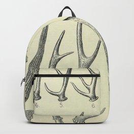 Vintage Antlers Backpack