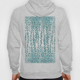 string of pearl watercolor Hoody