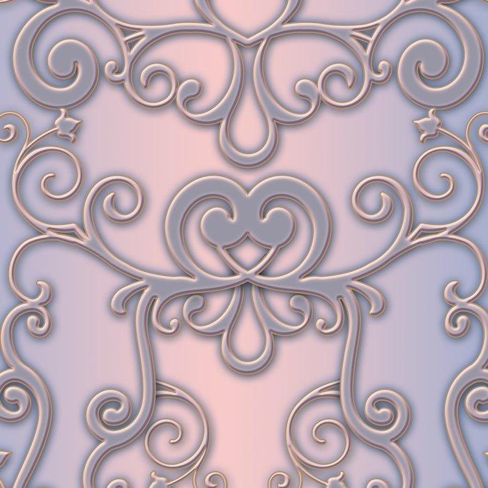 Rose Quartz Serenity Enblem Leggings