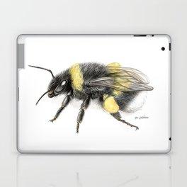 White-tailed bumblebee Laptop & iPad Skin