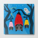 Bats in Blankets by oliverlake