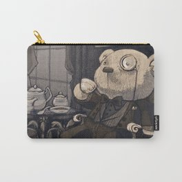 Stefan the Bear Carry-All Pouch