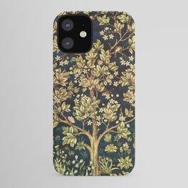 William Morris Tree Of Life iPhone Case