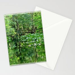 Springtime in the Hammock Stationery Cards