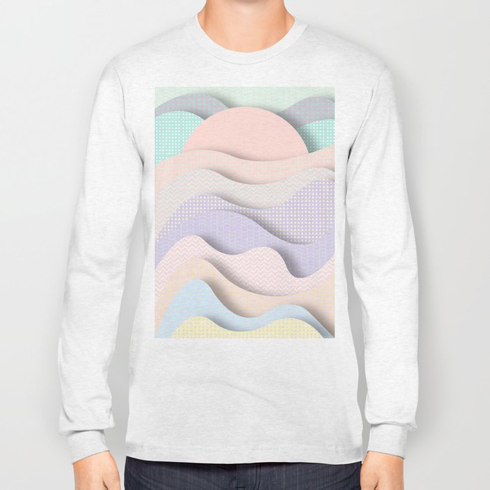 Wave I Long Sleeve T-shirt