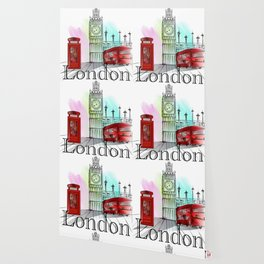 London,bigben design Wallpaper