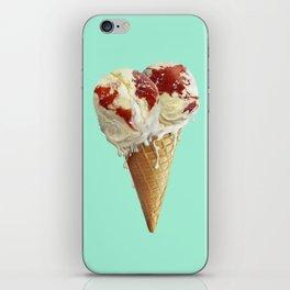 Ice cream world iPhone Skin
