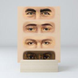 BOYS SQUAD Mini Art Print