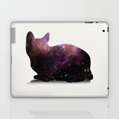 Willow the Galaxy Cat! Laptop & iPad Skin