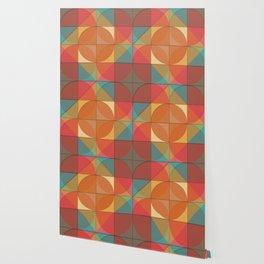 Basic shapes Wallpaper