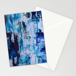 Everything is Blue Stationery Cards