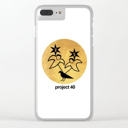 Project 40 Clear iPhone Case