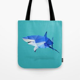 Great White. Tote Bag