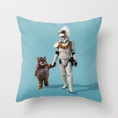 Star Wars Buddies Throw Pillow
