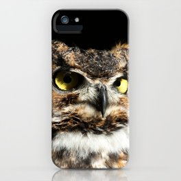 In his domain iPhone Case