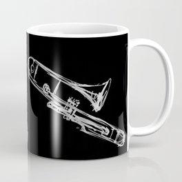 Piston Valve Trombone Coffee Mug