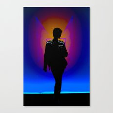 The Backlit Kit Canvas Print