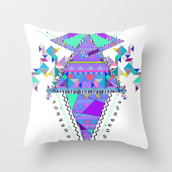 VLIEëR Throw Pillow