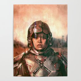 Soldier Poster