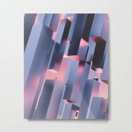Towards the Sun Metal Print