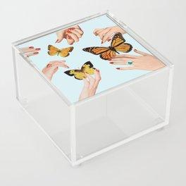 Social Butterflies Acrylic Box